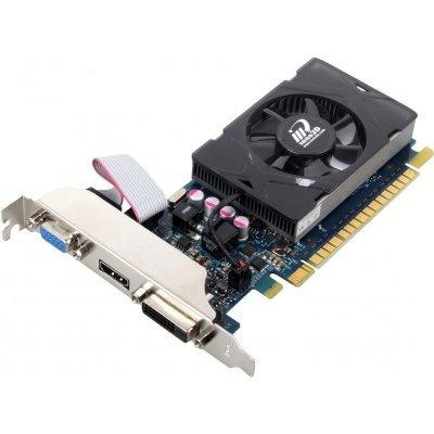 Видеокарта ПК Inno3D GeForce GT730 1Gb LP c CUDA N730-3SDV-D5BX (N730-3SDV-D5BX) видеокарта пк asus 1gb r7240 1gd3 r7240 1gd3