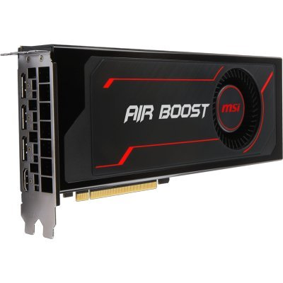 Видеокарта ПК MSI AMD Radeon RX VEGA 56 AIR BOOST 8G OC (RX VEGA 56 AIR BOOST 8G OC)