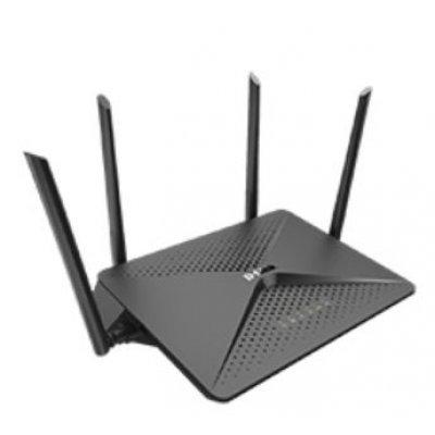 Wi-Fi роутер D-Link DIR-882/RU/A1A (DIR-882/RU/A1A) wi fi камера d link dcs 2136l ru a1a