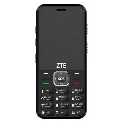 Мобильный телефон ZTE N1 Black (черный) (ZTE N1 Black Мобильный телефон) skinbox флип кейс zte blade x5