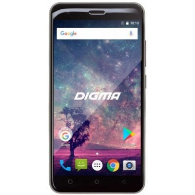 Смартфон Digma VOX G501 4G 16Gb серый (VS5033ML gray) планшет digma plane 1601 3g ps1060mg black