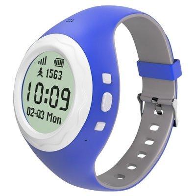 Умные часы Hiper BabyGuard синий (BG-01BLU) (BG-01BLU) смарт часы hiper babyguard pink bg 01pnk 430 мач розовый bg 01pnk