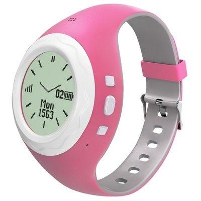 Умные часы Hiper BabyGuard розовый (BG-01PNK) (BG-01PNK) смарт часы hiper babyguard pink bg 01pnk 430 мач розовый bg 01pnk
