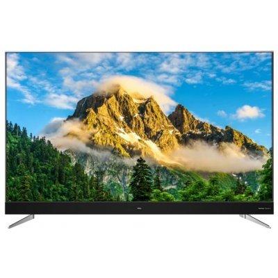 ЖК телевизор TCL 65 L65C2US серебристый (L65C2US) жк телевизор supra 39 stv lc40st1000f stv lc40st1000f