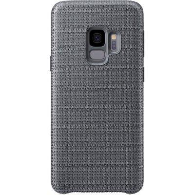 Чехол для смартфона Samsung Galaxy S9 Hyperknit Cover серый (EF-GG960FJEGRU) (EF-GG960FJEGRU) чехол клип кейс samsung protective standing cover great для samsung galaxy note 8 темно синий [ef rn950cnegru]