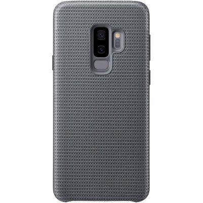 Чехол для смартфона Samsung Galaxy S9+ Hyperknit Cover серый (EF-GG965FJEGRU) (EF-GG965FJEGRU) чехол клип кейс samsung protective standing cover great для samsung galaxy note 8 темно синий [ef rn950cnegru]