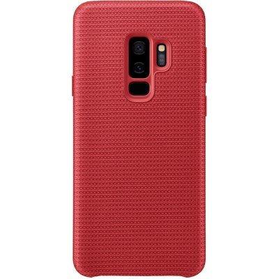 Чехол для смартфона Samsung Galaxy S9+ Hyperknit Cover красный (EF-GG965FREGRU) (EF-GG965FREGRU) чехол клип кейс samsung protective standing cover great для samsung galaxy note 8 темно синий [ef rn950cnegru]