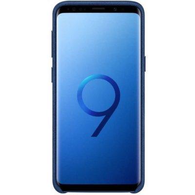 Чехол для смартфона Samsung Galaxy S9 Alcantara синий (EF-XG960ALEGRU) (EF-XG960ALEGRU) чехол для сотового телефона samsung galaxy note 8 alcantara blue ef xn950ajegru