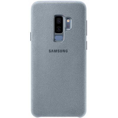 Чехол для смартфона Samsung Galaxy S9+ Alcantara мятный (EF-XG965AMEGRU) (EF-XG965AMEGRU) чехол для сотового телефона samsung galaxy note 8 alcantara blue ef xn950ajegru