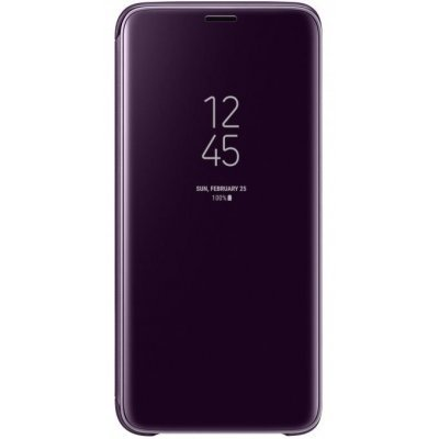 Чехол для смартфона Samsung Galaxy S9 Clear View Standing Cover фиолетовый (EF-ZG960CVEGRU) (EF-ZG960CVEGRU) чехол для смартфона samsung для galaxy s7 edge clear view cover серебристый ef zg935csegru ef zg935csegru