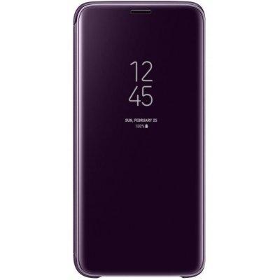 Чехол для смартфона Samsung Galaxy S9 Clear View Standing Cover серый (EF-ZG960CVEGRU) (EF-ZG960CVEGRU)