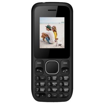 Мобильный телефон Irbis SF11 Black (Черный) (SF11) настольный пк hp prodesk 600 g3 1hk53ea 1hk53ea