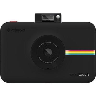 Цифровая фотокамера Polaroid Snap Touch с функцией мгновенной печати Black (Черный) (POLSTB) polaroid snap blue фотокамера мгновенной печати