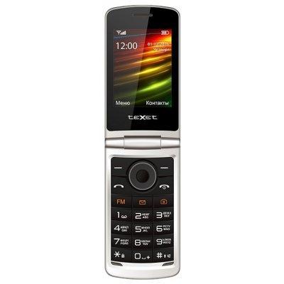 Мобильный телефон Texet TM-404 Red (Красный) (TM-404-RED) мобильный телефон texet tm 203 black red черный красный tm 203 bkr