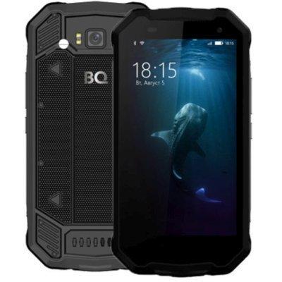 Смартфон BQ 5033 Shark Black (Черный) (5033 Shark Black) смартфон bq mobile bq 5003l shark pro black
