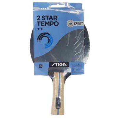 Ракетка для настольного тенниса Stiga TEMPO, 2 звезды (TEMPO) цена