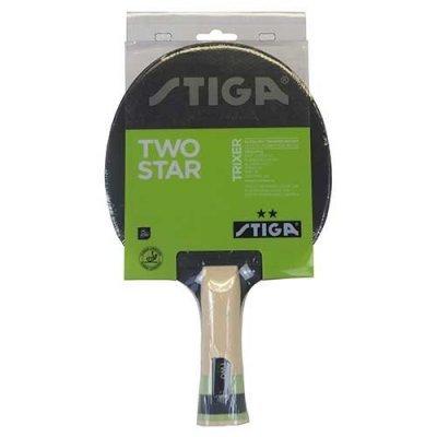 Ракетка для настольного тенниса Stiga TRIXER, 3 звезды (TRIXER) stiga ракетка н т 3 stiga cosmo wrb