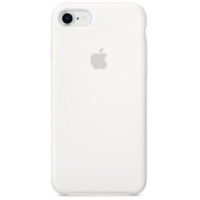 Чехол для смартфона Apple Silicone Case для iPhone 8/7 White (Белый) (MQGL2ZM/A) чехол apple для iphone 7 8 silicone case ультрафиолет