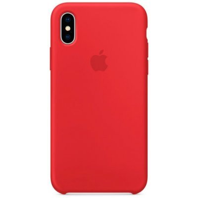 Чехол для смартфона Apple Silicone Case для iPhone X RED (Красный) (MQT52ZM/A) чехол для iphone apple iphone se leather case product red mr622zm a