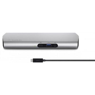 цена на Зарядное устройство для смартфонов Belkin USB-C Docking station (F4U093vf)