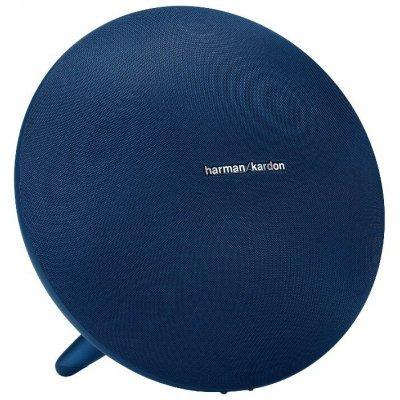 Портативная акустика Harman/Kardon Onyx Studio 4 Blue (Синяя) (HKOS4BLUEU) колонка портативная harman kardon onyx studio 3 red