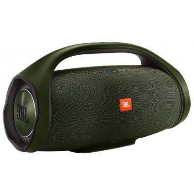 Портативная акустика JBL BOOMBOX Зеленая (JBLBOOMBOXGRNEU) линейный массив jbl vrx932lap