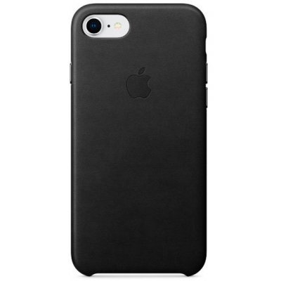 Чехол для смартфона Apple Leather Case для iPhone 8/7 Black (Черный) (MQH92ZM/A) аксессуар чехол apple iphone 8 7 leather case cosmos blue mqhf2zm a