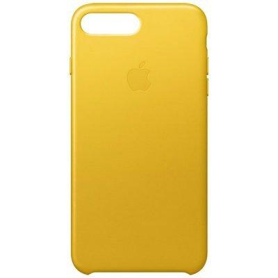 Чехол для смартфона Apple Leather Case для iPhone 7 Plus Sunflower (Желтый) (MQ5J2ZM/A) чехол для смартфона apple leather case для iphone 5 5s se red красный mr622zm a