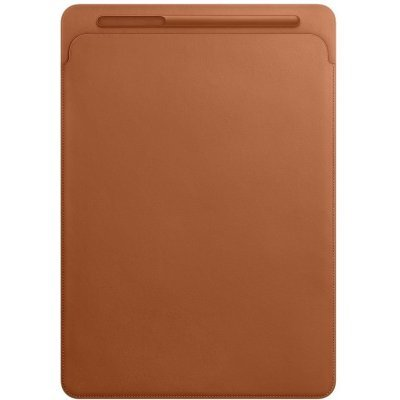 Чехол для планшета Apple Leather Sleeve для Pad Pro 12.9 Saddle Brown (Коричневый) (MQ0Q2ZM/A) apple mnyw2zm a iphone se leather case saddle brown zml
