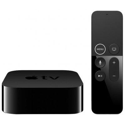 Медиаплеер Apple TV 4K 64GB (MP7P2RS/A) (MP7P2RS/A) тв приставка apple tv 64gb mlnc2rs a