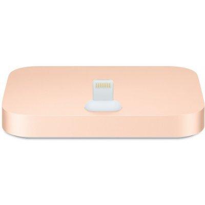Док-станция для смартфона Apple iPhone Lightning Dock Gold (Золотистый) (MQHX2ZM/A)
