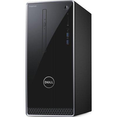 Настольный ПК Dell Inspiron 3668 MT (3668-1806) (3668-1806) ноутбук dell inspiron 5567 5567 1998 5567 1998