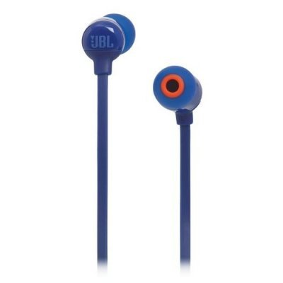 Наушники JBL T110BT Blue (Синий) (JBLT110BTBLU) наушники bluetooth jbl e55bt blue jble55btblu