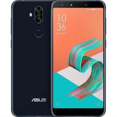 Смартфон ASUS ZenFone 5 Lite ZC600KL 4/64Gb Черный (90AX0171-M00320) смартфон asus zenfone 3 zoom ze553kl серебристый 5 5 64 гб lte wi fi gps 3g 90az01h1 m00770