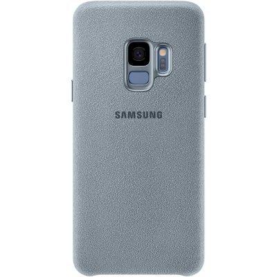 Чехол для смартфона Samsung Galaxy S9 Alcantara Мятный (EF-XG960AMEGRU) (EF-XG960AMEGRU) чехол для сотового телефона samsung galaxy note 8 alcantara blue ef xn950ajegru