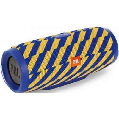Портативная акустика JBL Charge 3 ZAP (Синий/Желтый) (JBLCHARGE3ZAP) портативная акустика jbl charge 3 zap синий желтый jblcharge3zap