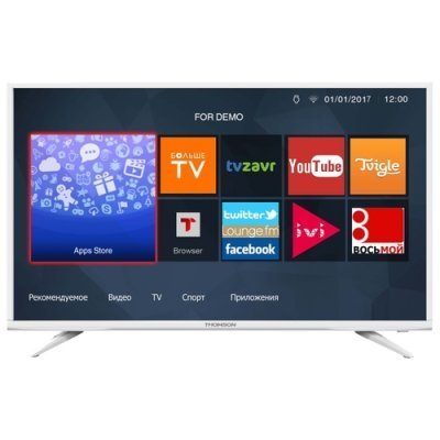 ЖК телевизор Thomson 43 T43FSL5031 (T43FSL5031) жк телевизор supra 39 stv lc40st1000f stv lc40st1000f