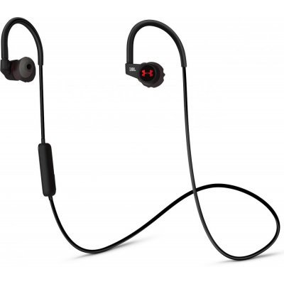 Наушники JBL Under Armour Sport Wireless Heart Rate Black UAJBLHRMB (Черные) (UAJBLHRMB)