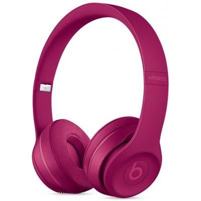 Наушники Beats Solo 3 1.36м MPXK2ZE/A Розовый матовый (MPXK2ZE/A) гарнитуры beats гарнитура beats solo 2 mh8w2ze a накладные черный проводные