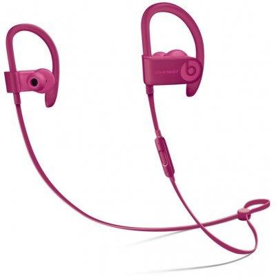 Наушники Beats Powerbeats 3 Wireless Earphones MPXP2ZE/A Brick Red (Красный) (MPXP2ZE/A) наушники beats powerbeats 2 wl active collection mkpx2ze a желтый яркий серый беспроводные bluetooth