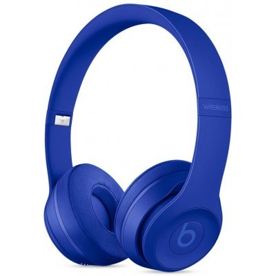 Наушники Beats Solo 3 Wireless On-Ear Headphones MQ392ZE/A Break Blue (Синий) (MQ392ZE/A) наушники накладные beats ep on ear headphones red ml9c2ze a