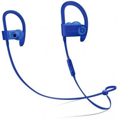 Наушники Beats Powerbeats 3 Wireless Earphones MQ362ZE/A Break Blue (Синий) (MQ362ZE/A) bluetooth гарнитура beats powerbeats 3 wl синий mnlx2ze a