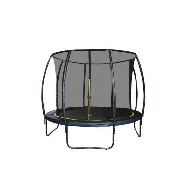 Батут Sport Elite 8FT 2,44м с защитной сеткой (внутрь) б/л CFR-8FT-3 (CFR-8FT-3) батут sport elite r 1266 диаметр 112 см