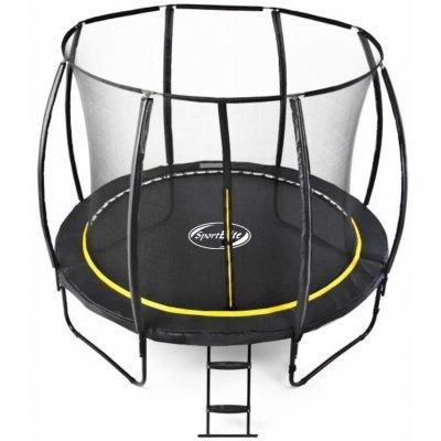 Батут Sport Elite 14FT 4,27м с защитной сеткой (внутрь) с лестницей CFR-14FT-4 (CFR-14FT-4) батут sport elite r 1266 диаметр 112 см