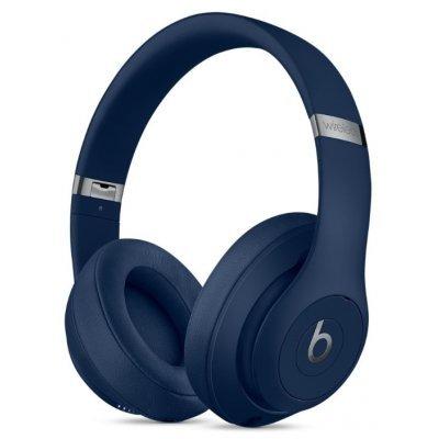 Наушники Beats Studio3 MQCY2ZE/A Blue (Синий) (MQCY2ZE/A) наушники беспроводные с микрофоном beats mkq32ze a blue