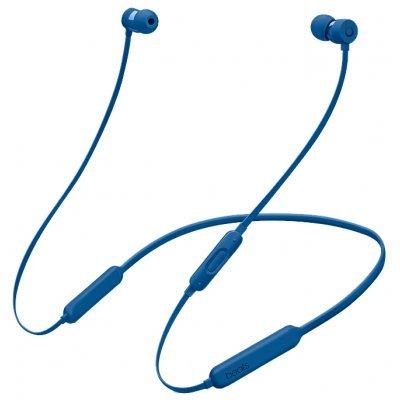 Наушники Beats X Earphones MLYG2ZE/A Blue (Синий) (MLYG2ZE/A) наушники беспроводные с микрофоном beats mkq32ze a blue