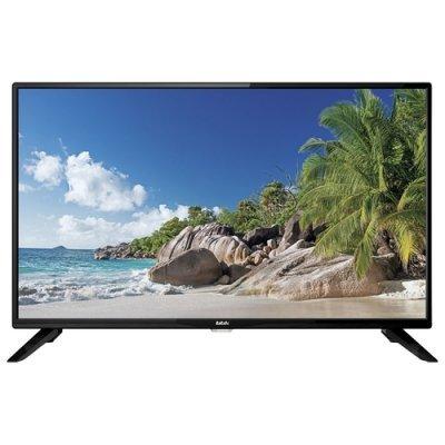ЖК телевизор BBK 39 39LEX-5045/T2C Черный (39LEX-5045/T2C) телевизор led 40 bbk 40lex 5027 t2c черный 1366x768 50 гц wi fi smart tv vga rj 45