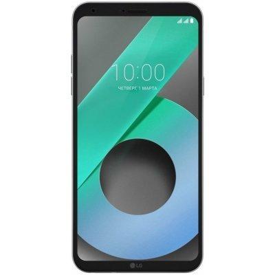 Смартфон LG Q6 M700AN 4G 32Gb Фиолетовый (LGM700AN.ACISVI) мобильный телефон philips xenium e116 черный моноблок 2sim 2 4 240x320 0 3mpix bt gsm900 1800 gsm1900 mp3 fm microsd max32gb