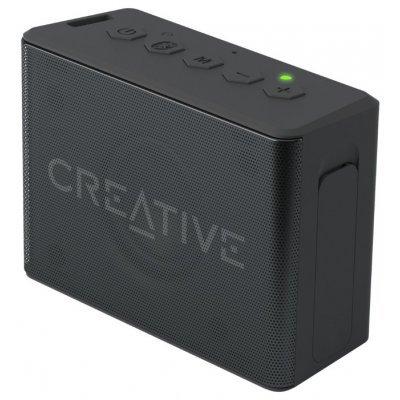 Портативная акустика Creative MUVO 2C черный (51MF8250AA000) (51MF8250AA000) компьютерная акустика creative sbs a50 2 0 51mf1675aa001