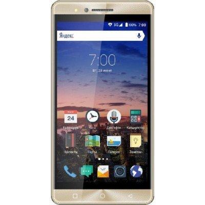 Смартфон Vertex Impress Open 3G 8Gb Gold (Золотой) (VOPNGLD) мобильный телефон impress open gold vopngld vertex